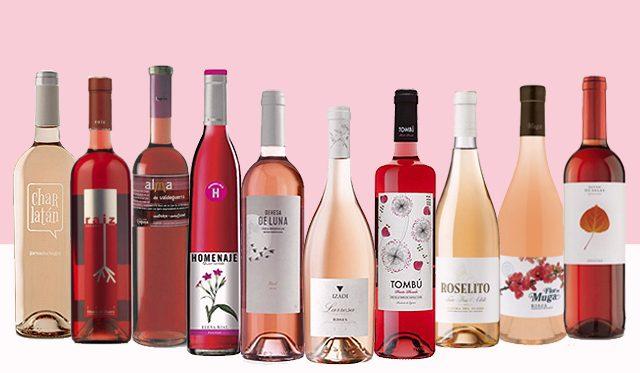 un vino rosado para cada día del verano