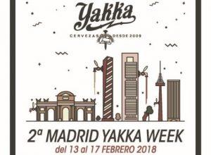 2ª edición de la Madrid Yakka Week