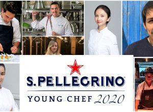 Noticias Gourmet - S.Pellegrino Young Chef 2020